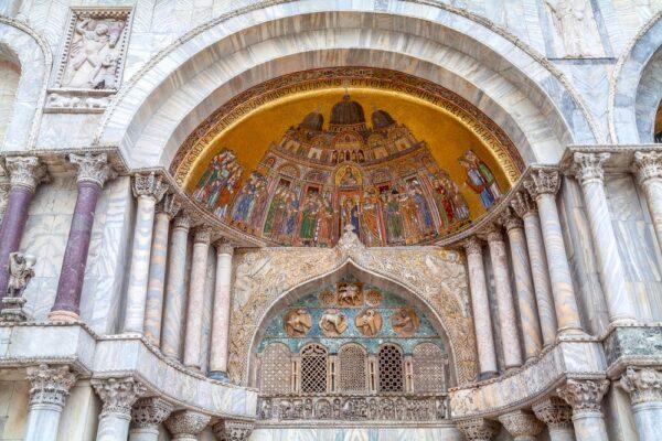 Visite de Venise : basilique Saint-Marc