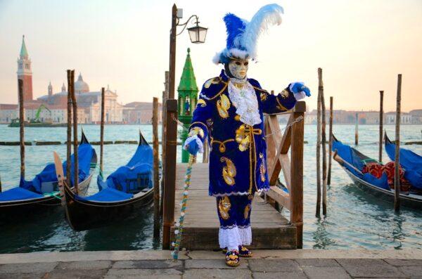 A voir à Venise : le carnaval