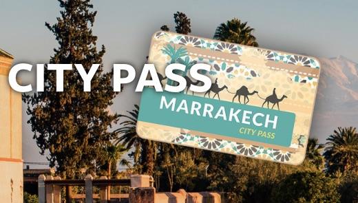 Marrakech City Pass