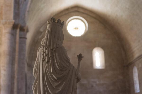 Eglise abbatiale de l'abbaye de Sénanque