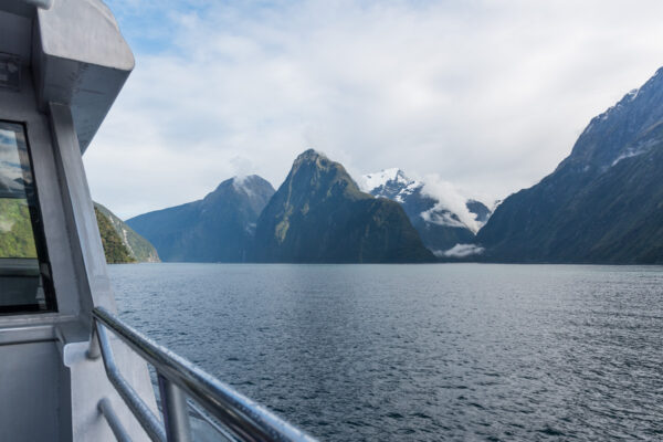 Excursion à Milford Sound
