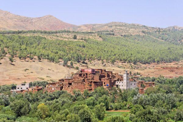 Excursion dans la vallée de l'Ourika depuis Marrakech