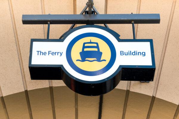 Ferry Building à Auckland