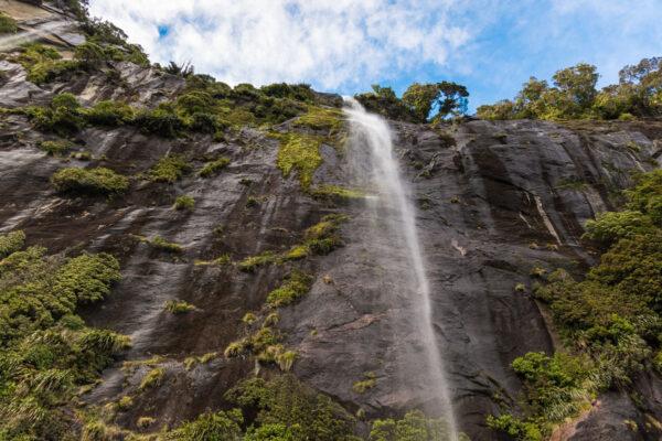 Parc national Fiordland en Nouvelle-Zélande