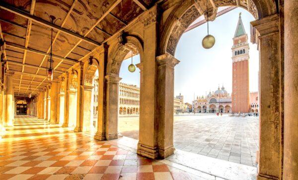 Lieux d'intérêt de Venise