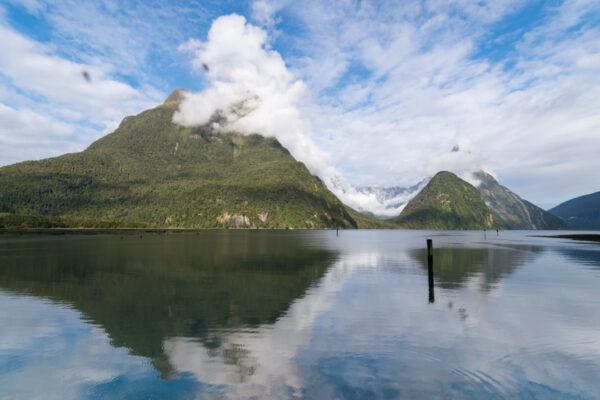Milford Sound, incontournable d'un road trip en Nouvelle-Zélande