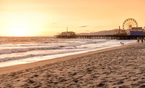 Quartiers de Los Angeles : Santa Monica