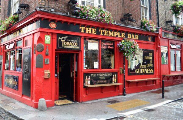 Quartiers de Dublin