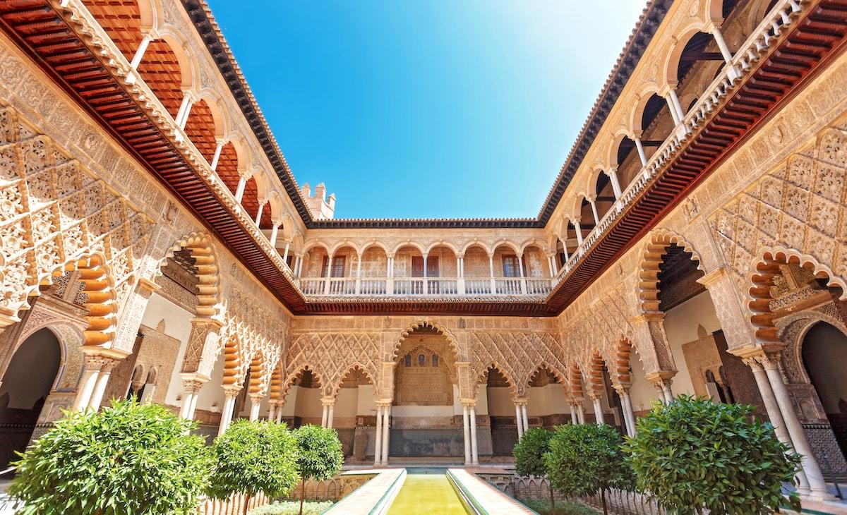 Réservation pour l'Alcazar de Séville