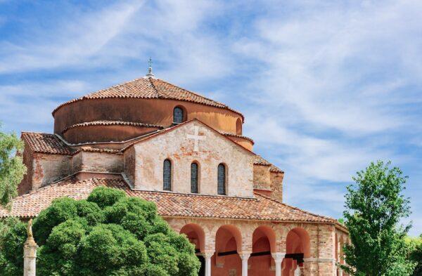 Torcello, une île de la lagune de Venise