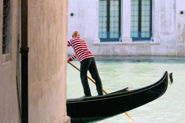 Tour en gondole à Venise