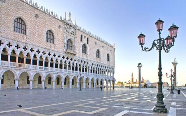Visite à faire à Venise : le palais des Doges