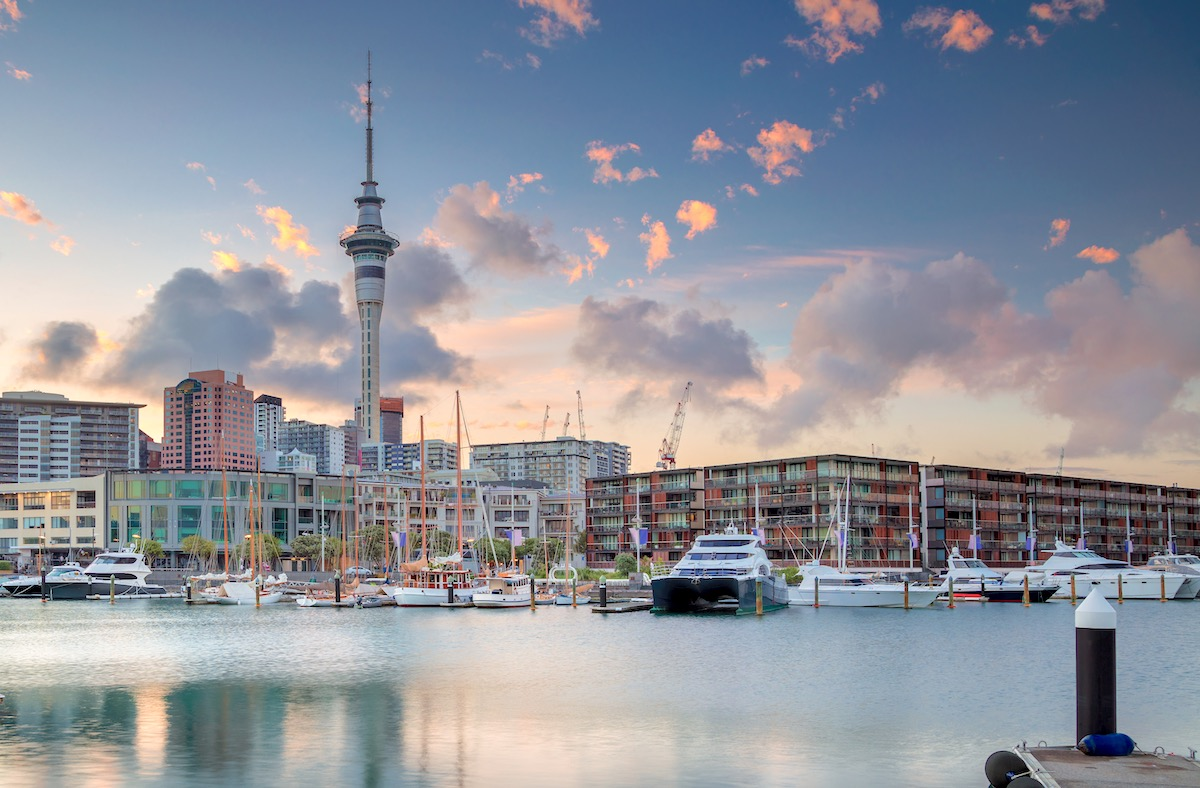 Visiter Auckland en Nouvelle-Zélande