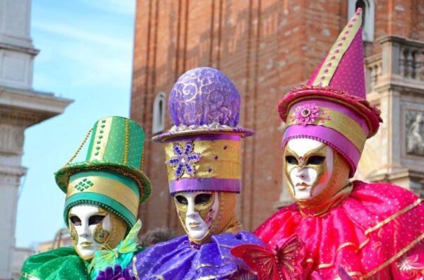 Visiter Venise pendant la Carnaval