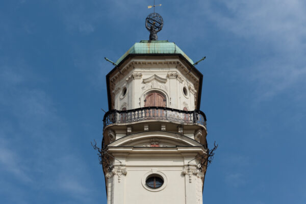 Clementinum de Prague