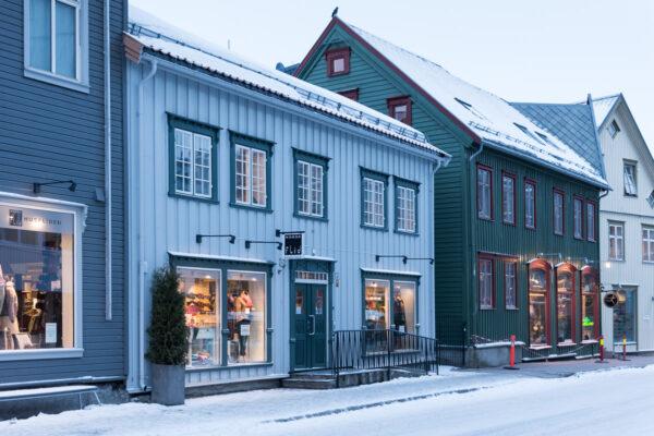 Comment aller à Tromso
