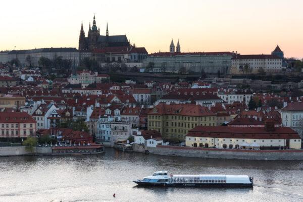 Croisière avec la Prague Card
