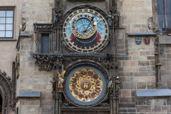 Horloge astronomique de Prague