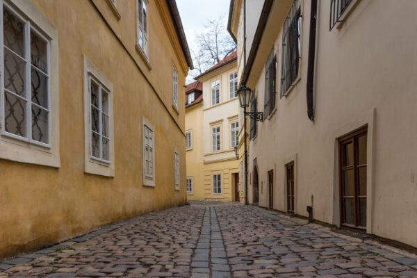 Josefov, quartier de Prague