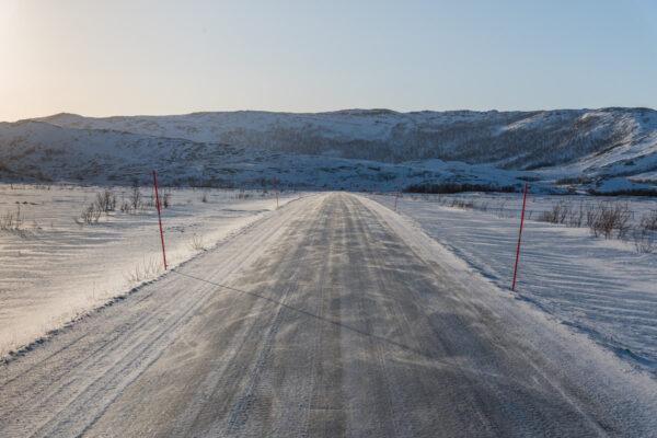 Louer une voiture à Tromso