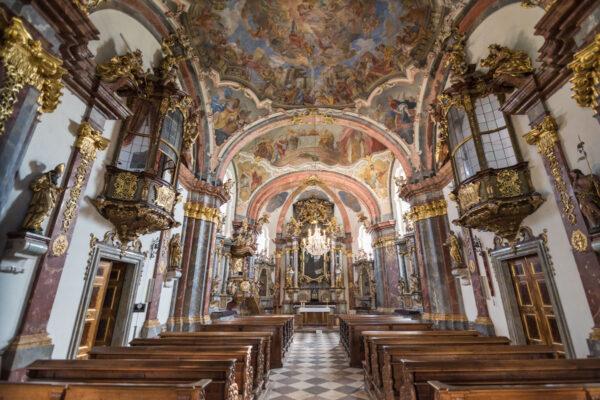 Notre-Dame de Lorette à Prague