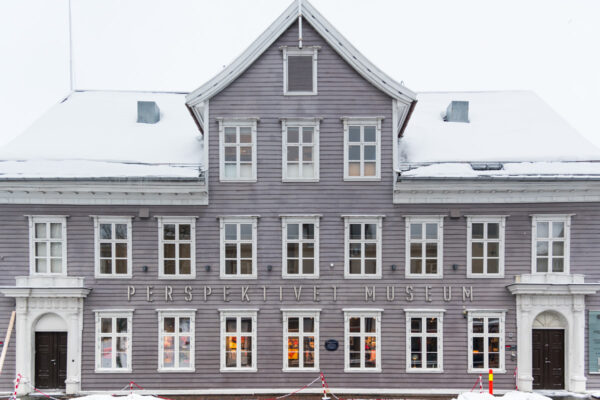 Perspektivet Museum à Tromso