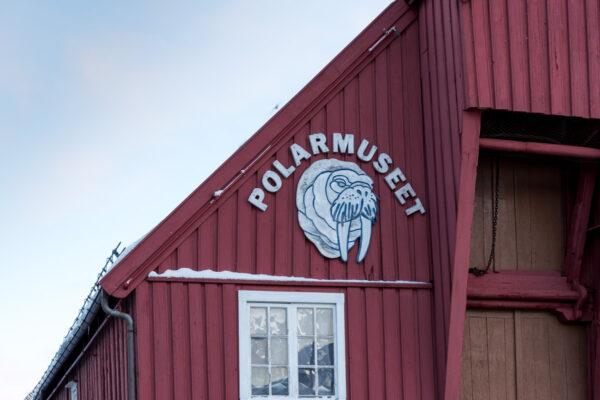 Polar Museum à Tromso
