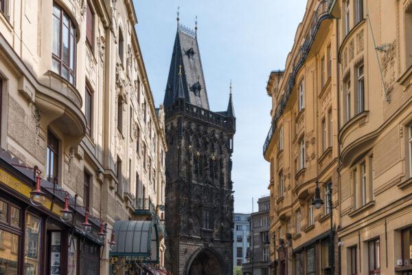 Prague : lieux d'intérêt du tourisme