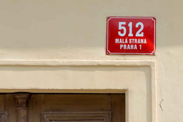 Quartier Mala Strana à Prague