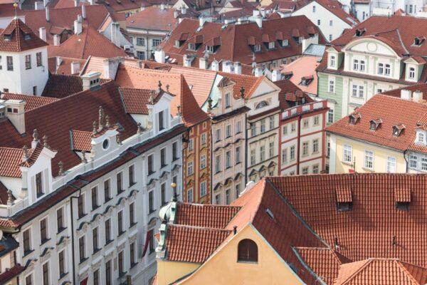 Quartiers de Prague où dormir