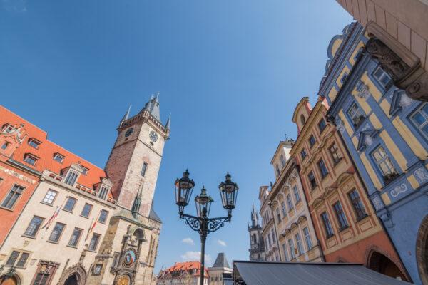 Stare Mesto, vieille ville de Prague