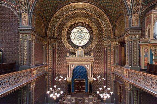 Synagogue espagnole à Prague