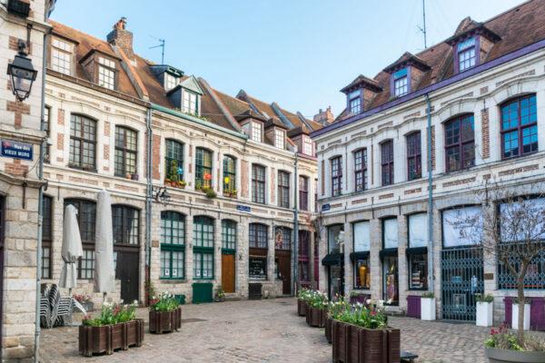 Pass visite pour Lille