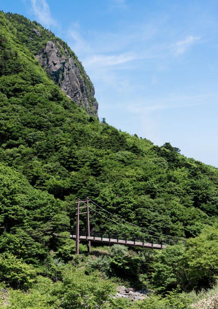 Randonnée sur l'île de Jeju