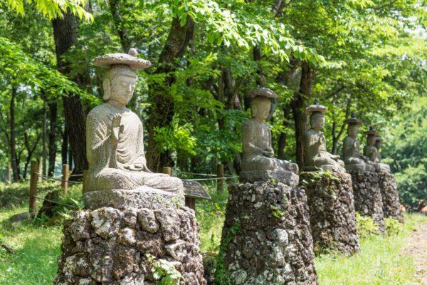 Temple Gwaneumsa à Jeju