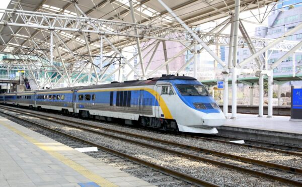 Aller à Jeonju en train