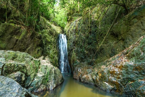 Bang Pae waterfall à Phuket