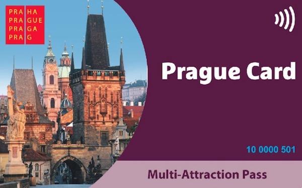 Château de Prague, billet via la Prague Card