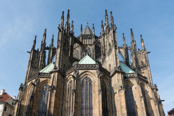 Horaires du château de Prague
