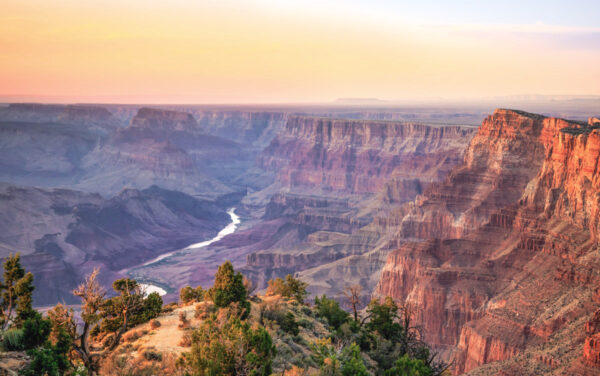 Dormir au Grand Canyon