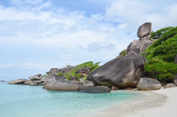 Excursion aux îles Similan depuis Phuket