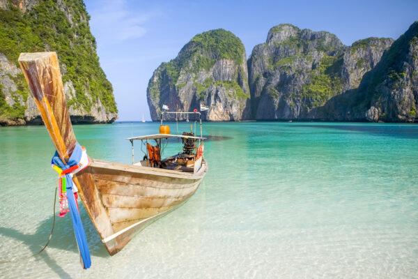 Excursion à Koh Phi Phi depuis Phuket