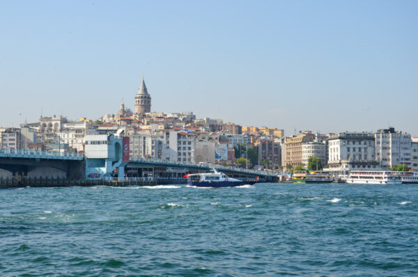 Quartier de Galata à Istanbul