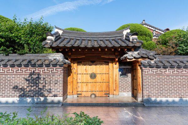 Hanok à Jeonju