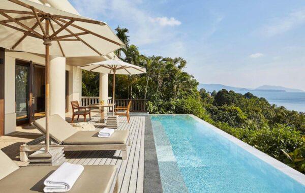 Meilleur hôtel de Phuket