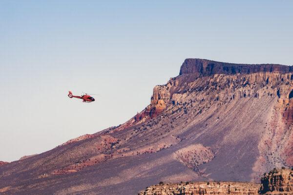 Réserver le meilleur tour en hélico au Grand Canyon