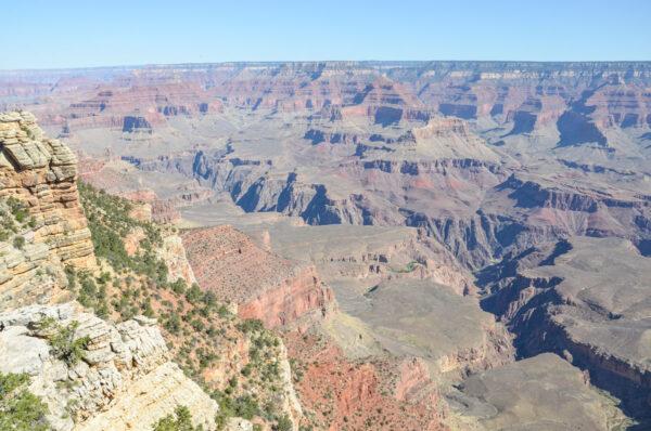 Nombre de jours pour visiter le Grand Canyon