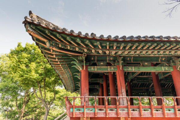 Omokdae à Jeonju