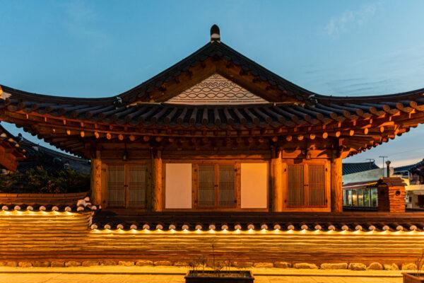 Où dormir à Jeonju