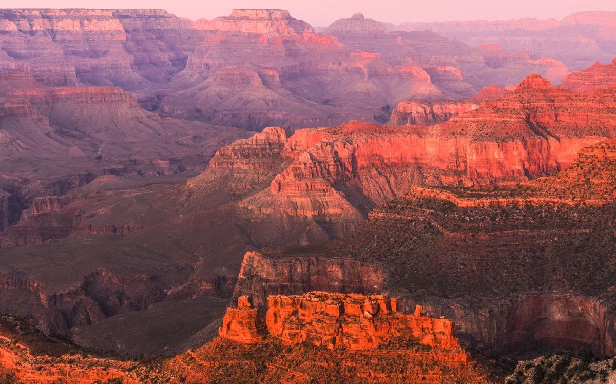 Où dormir au Grand Canyon